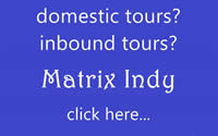 Travel Matrix - Matrix Indy