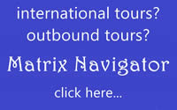 Travel Matrix - Matrix Navigator
