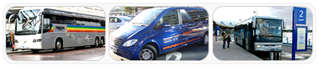Airport Transfers & Shuttle Services